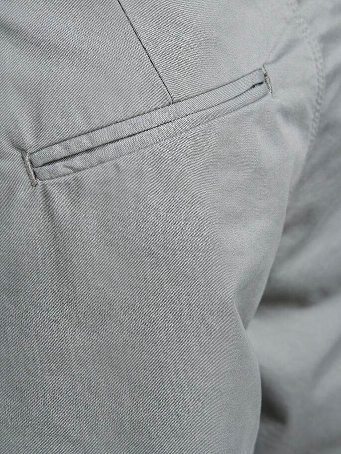GRAHAM CHINO SHORT, Moon Mist, large