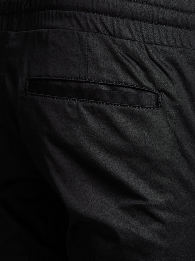 MARCO TRENDIGE CHINO, Black, large