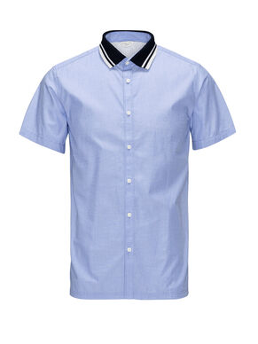 CLEAN CUT SHORT SLEEVED SHIRT