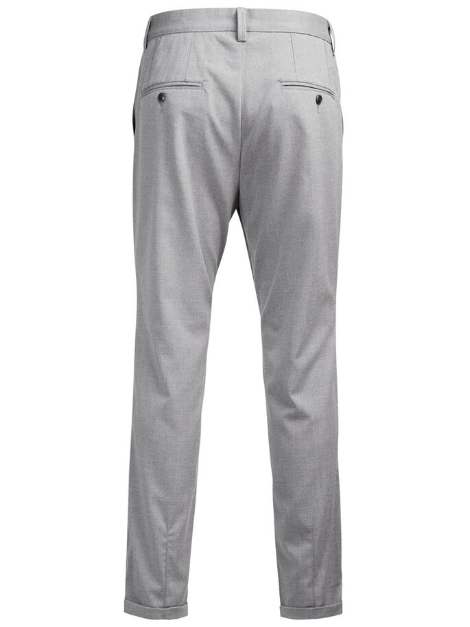JJIROBERT JJFASH WW GREY PANTALONI, Charcoal Gray, large