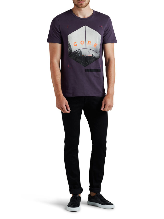 GRAFICA T-SHIRT, Nightshade, large