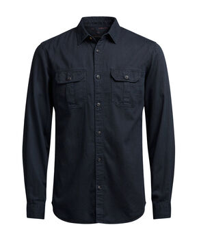 MILITARY STYLED CASUAL SHIRT