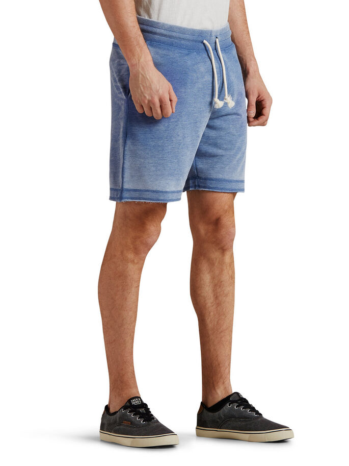 RUSTIKALE SWEATSHORTS, Federal Blue, large