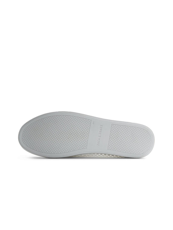 DE MALLA ZAPATILLAS, Bright White, large