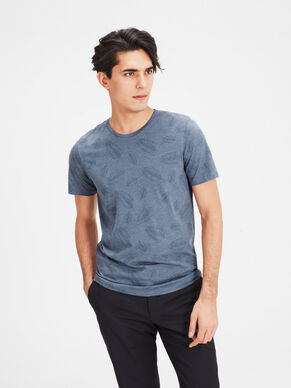 CON STAMPA FLOREALE T-SHIRT