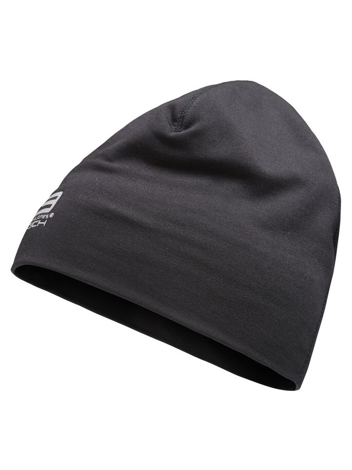 TRAINING BEANIE, Black, large