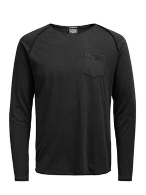 LIGHT LONG SLEEVE LONG-SLEEVED T-SHIRT