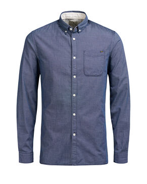 CASUAL REGULAR FIT LONG SLEEVED SHIRT