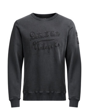 POINT DE CHAÎNETTE SWEAT-SHIRT