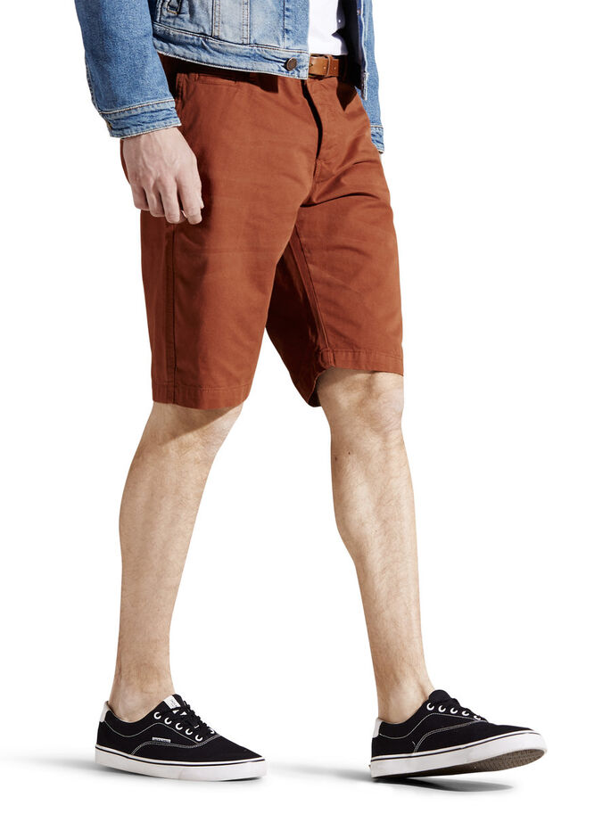 CLASSIC CHINO SHORTS, Sequoia, large