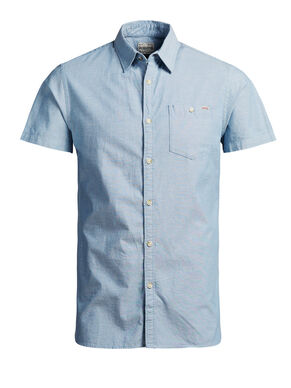 CASUAL SHORT SLEEVED LONG SLEEVED SHIRT