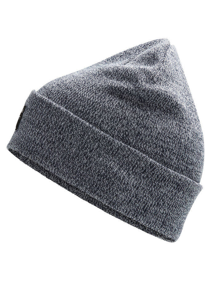KLASSISK BEANIE, White, large