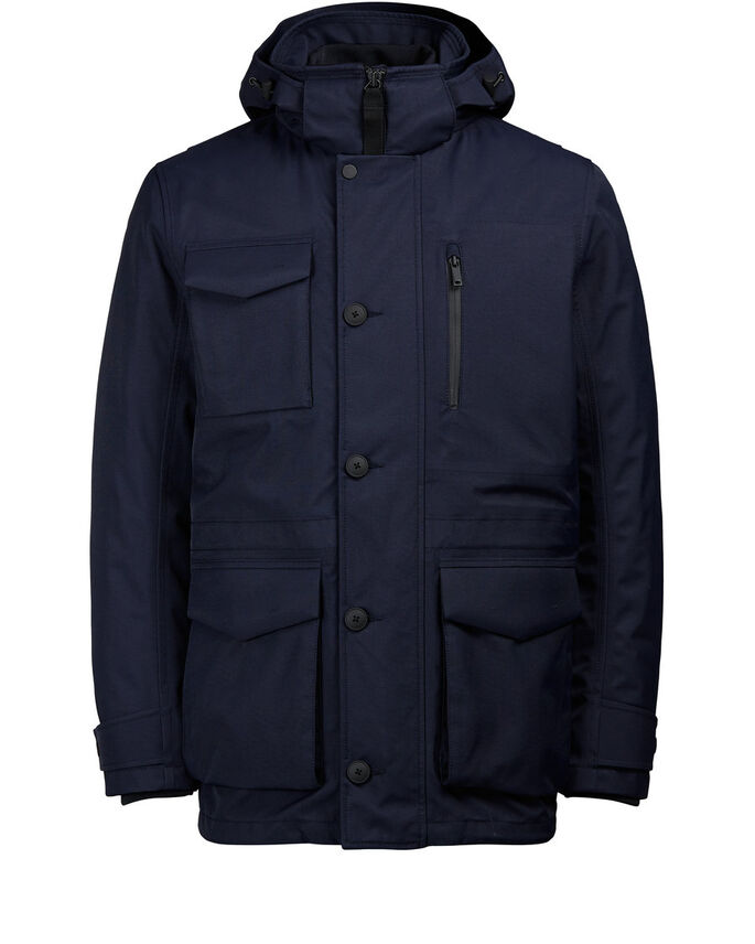 3-IN-1 FUNCTIONAL PARKA COAT, Dark Navy, large