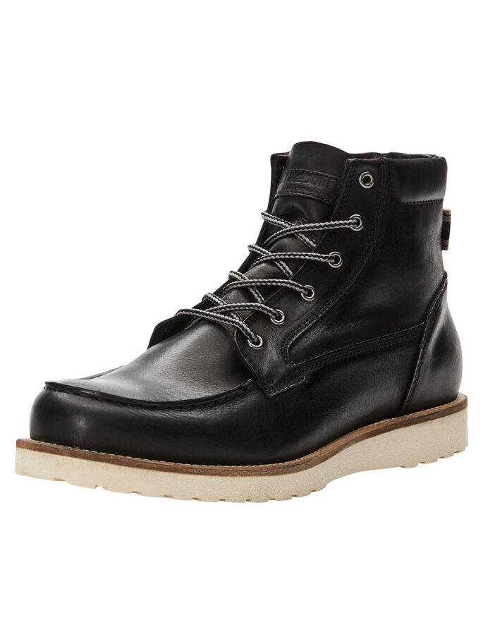 WORKWEAR BOOTS, Black, large