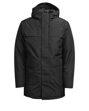 FUNCTIONAL WATERPROOF PARKA COAT