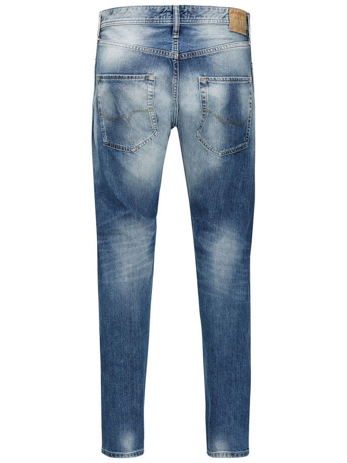 ERIK ORIGINAL GE 509 JEAN ANTI-FIT, Blue Denim, large