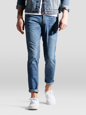 TIM ORIGINAL AKM 595 SLIM FIT JEANS