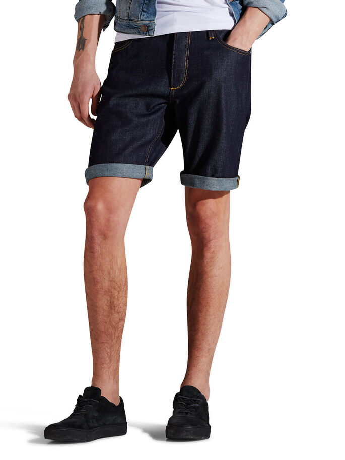 RICK ORIGINAL DENIM SHORT, Blue Denim, large