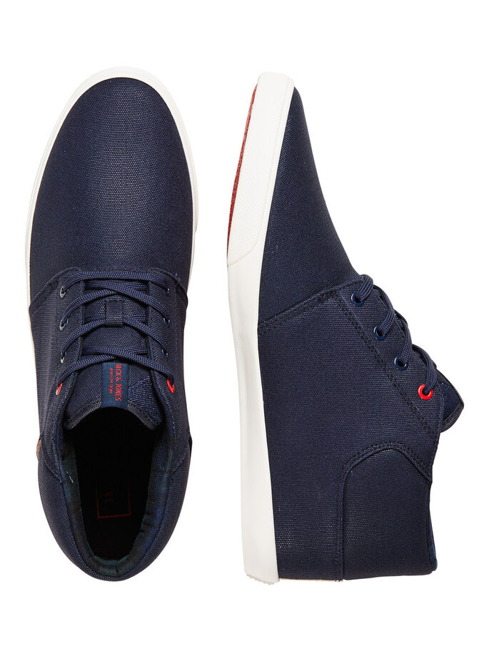 KLASSISKA SNEAKERS, Navy Blazer, large