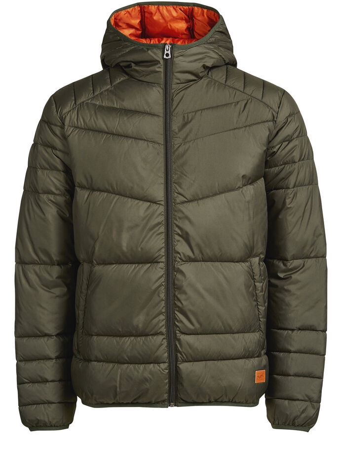 CLASSIC PUFFER JACKET, Rosin, large