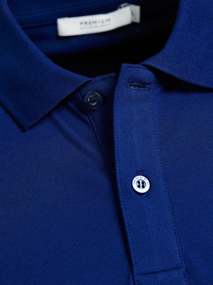 CLASSIQUE POLO, Blue Depths, large