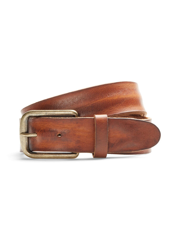 RUGGED BELT, Mocha Bisque, large