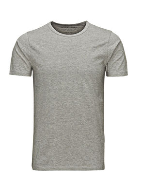 BASIC O-NECK REGULAR FIT T-SHIRT
