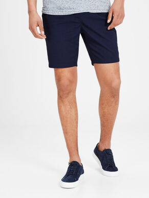 FASH DROP CHINO SHORTS