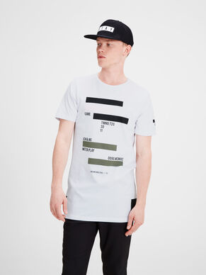 GRAFIK- T-SHIRT