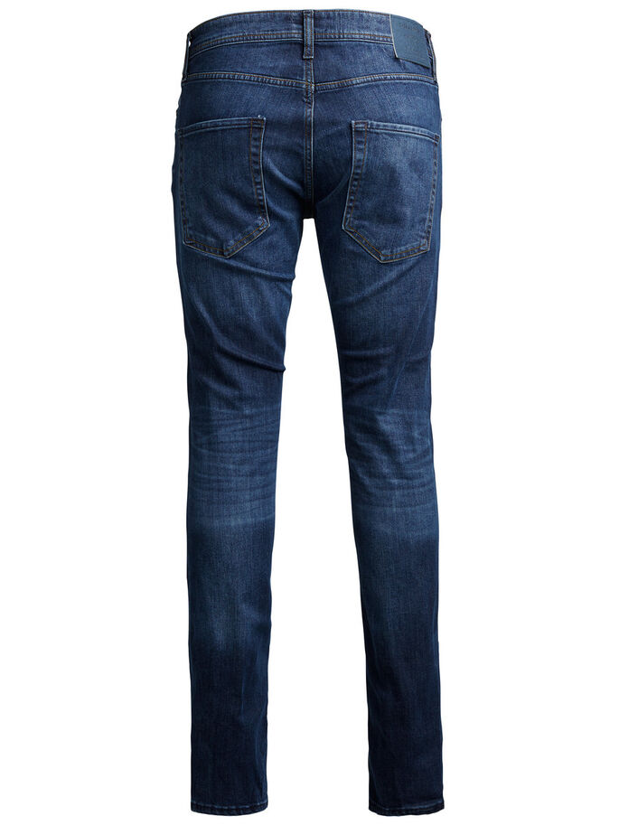 TIM ORIGINAL AM 085 JEANS SLIM FIT, Blue Denim, large