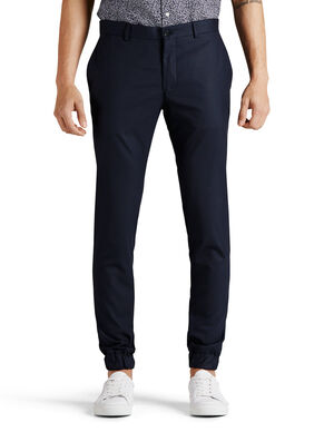 ON-TREND SUIT PANTS