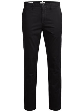 MARCO ENZO BLACK ONE CHINOS