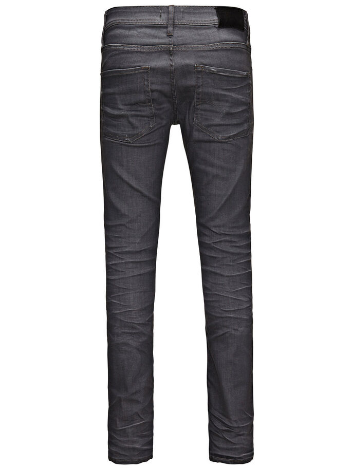 TIM ORIGINAL JJ 920 JEAN SLIM, Grey Denim, large