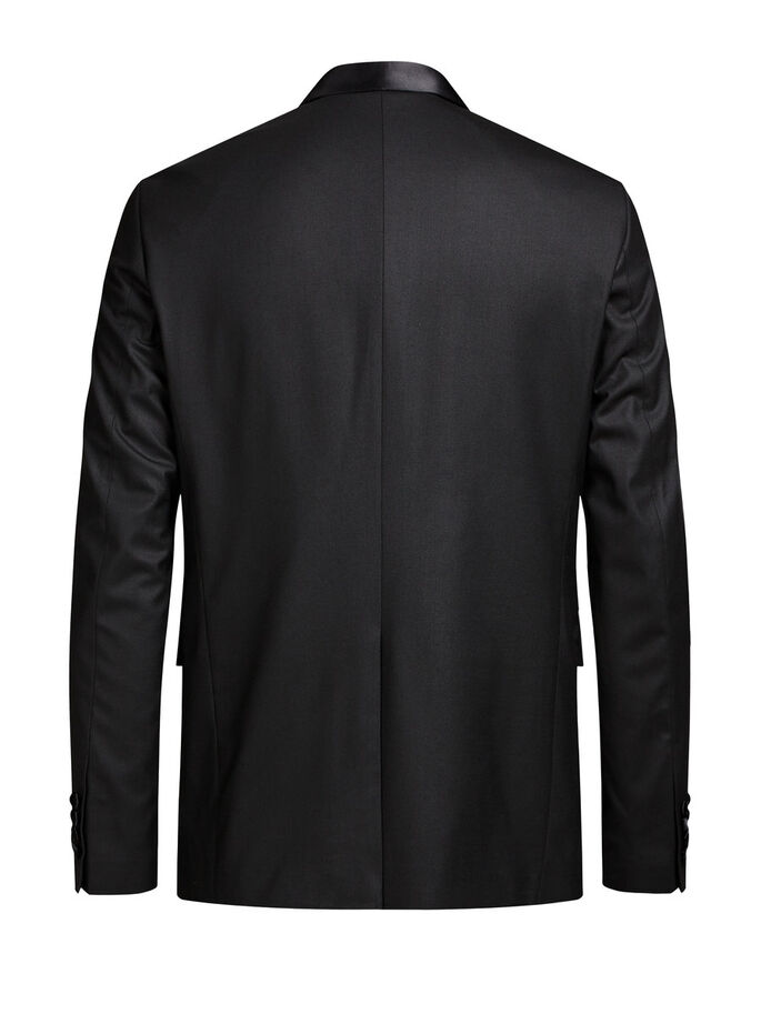 SMOKING- BLAZER, Black, large