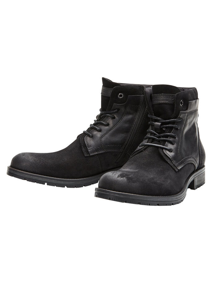 WORKER BOTTES, Anthracite, large