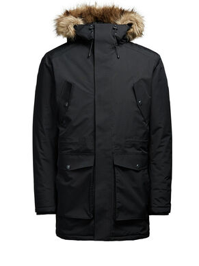 TECHNICAL PARKA COAT