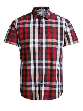 CLASSIC CHECK SHORT SLEEVED SHIRT