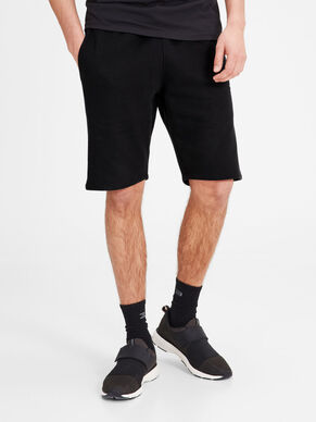 LONG SHORTS EN MOLLETON