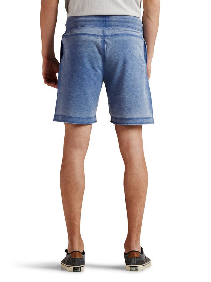 GROVA SWEATSHORTS, Federal Blue, large