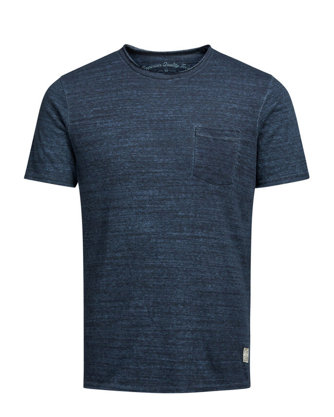SIN REMATAR CAMISETA, Mood Indigo, large