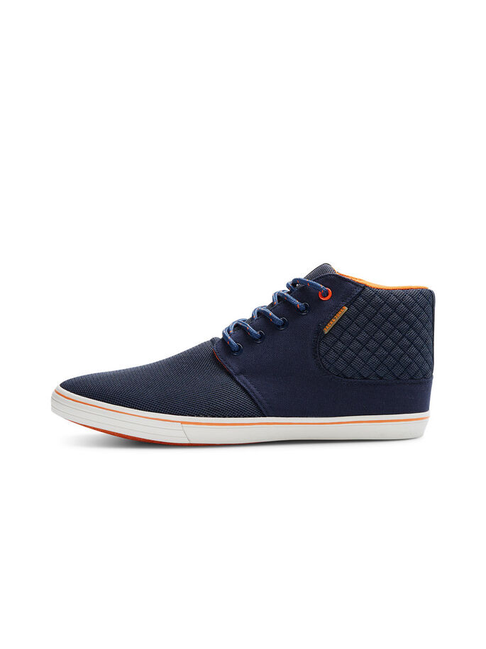 MID-TOP SNEAKERS, Dress Blues, large