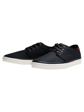 GEWAXTE CANVAS SNEAKERS