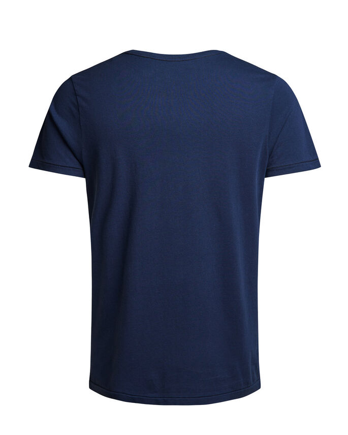 DECORAZIONE A TOPPE T-SHIRT, Mood Indigo, large