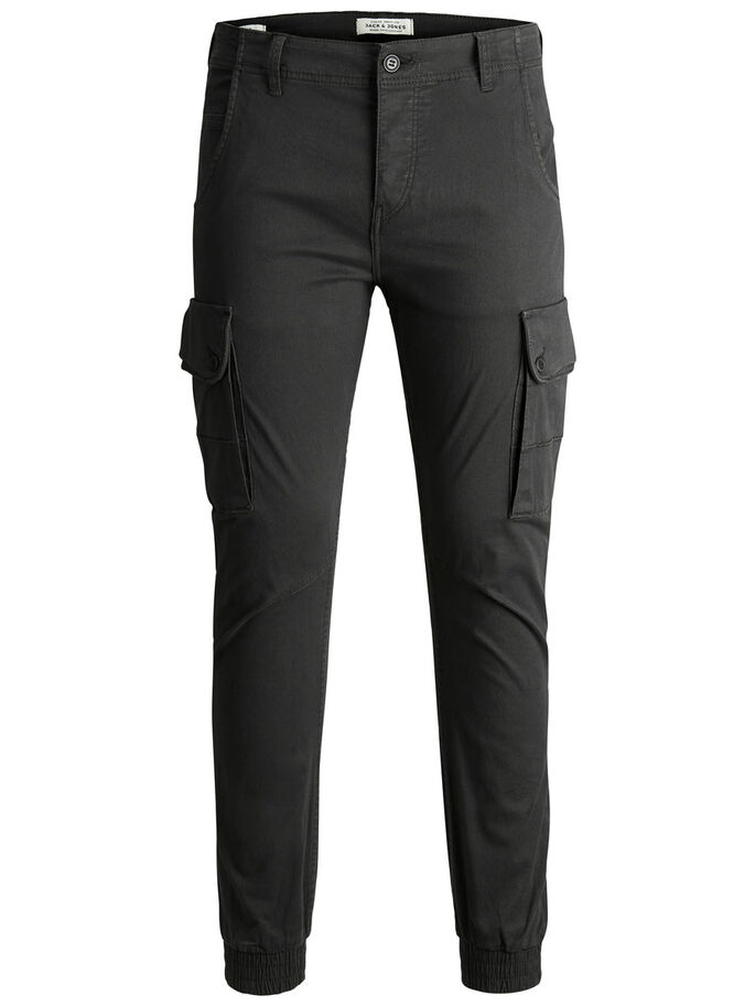 PAUL AKM 168 CARGO BROEK, Phantom, large