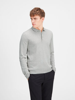 POLO KNITTED PULLOVER