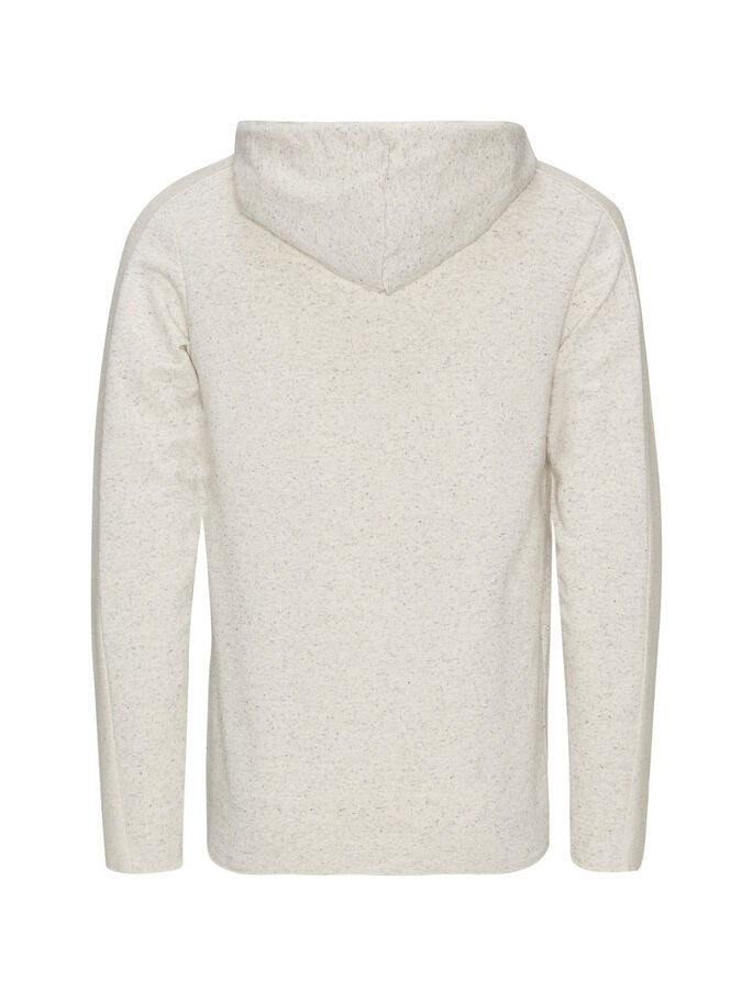 CASUAL SWEAT HETTEGENSER, Treated White, large