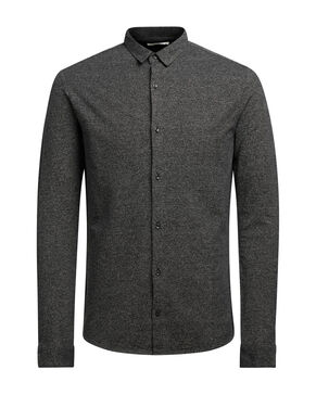 PIQUE LONG SLEEVED SHIRT