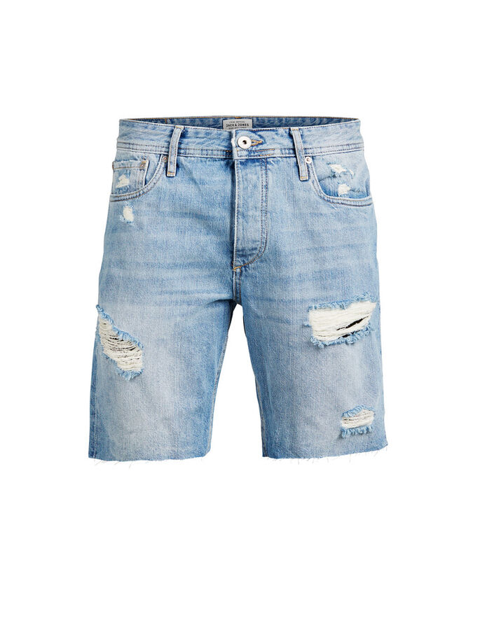 RICK ORIGINAL FARKKUSHORTSIT, Blue Denim, large