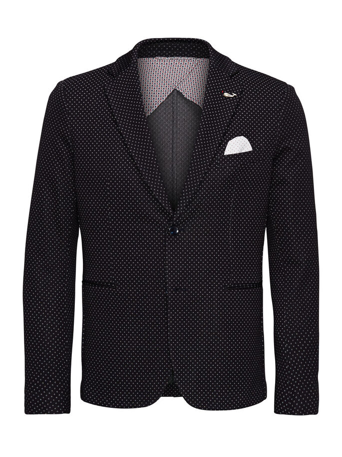 PUNTO BLAZER, Dark Navy, large