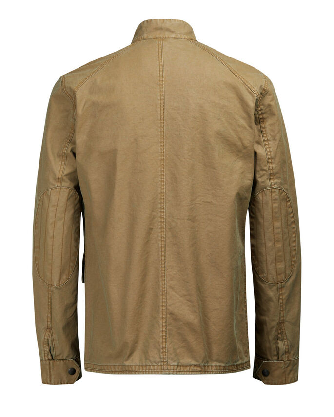 CANVAS JACKET, Dijon, large
